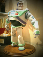 3D Systems Colour 3D Printing Services Buzz Lightyear